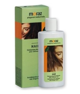 Shampoing revitalisant cheveux secs, ternes