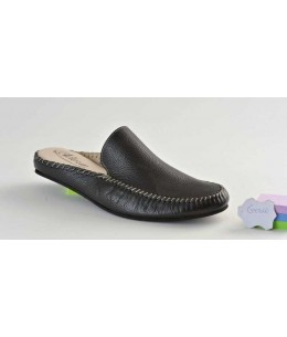 Chaussure Gérico cuir noir Adour
