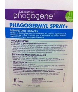 DESINFECTANT PHAGOGERMYL SPRAY