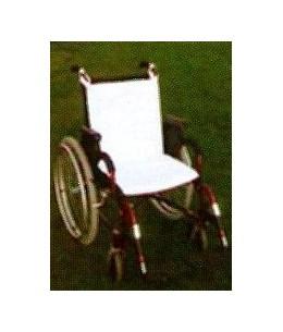 Alèse pour fauteuil roulant