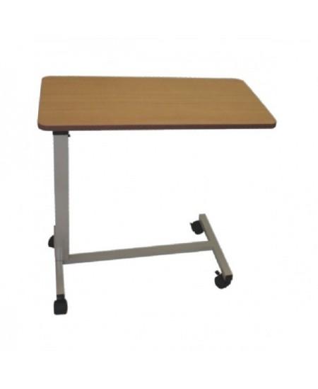 Table de lit à vérin