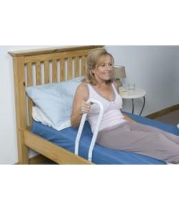 Barre de maintien au lit