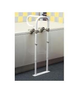 Barre d'appui latérale de baignoire
