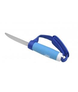 Couteau ergonomique avec lanière