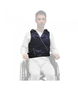 Gilet intégral pour fauteuil