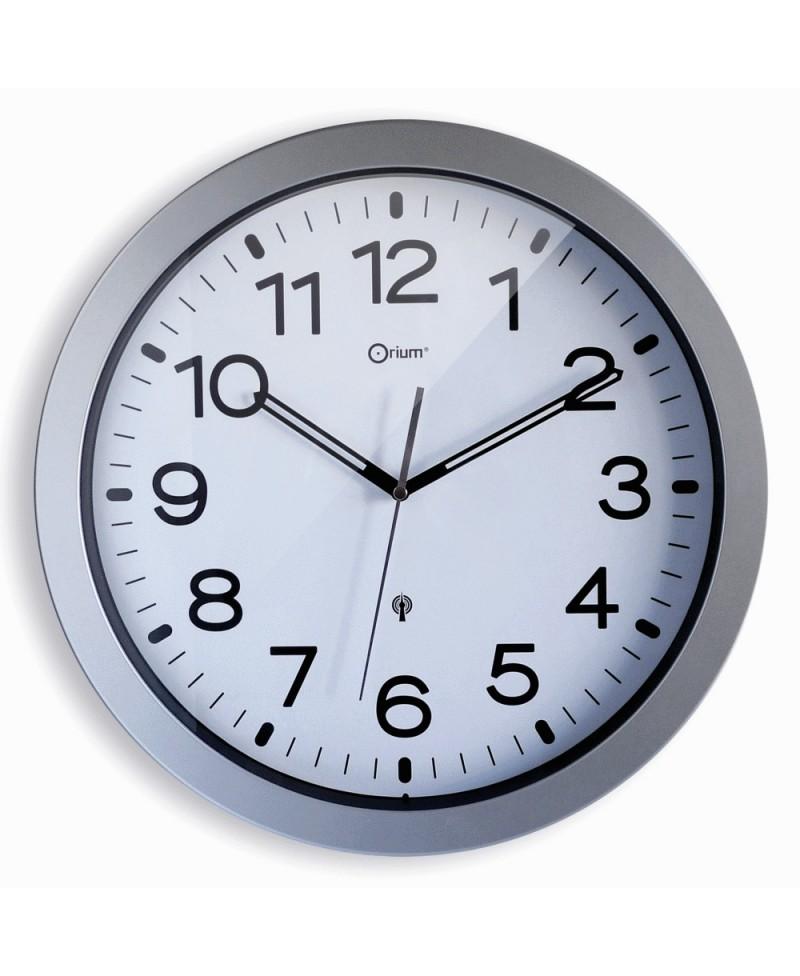 Horloge geante radio controlee for Horloge geante