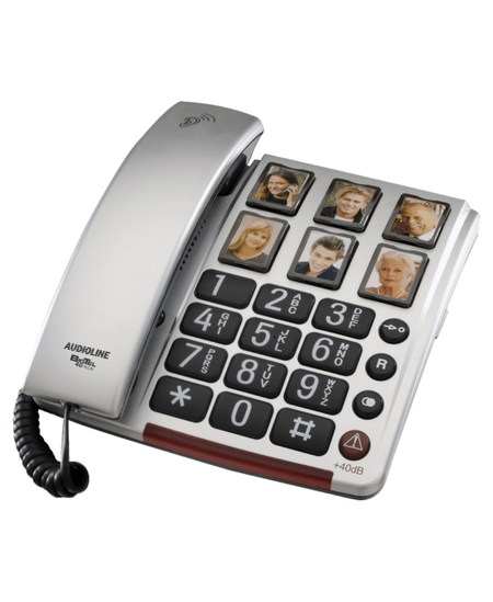 TELEPHONE AMPLIFIE BIG TEL 40 PLUS