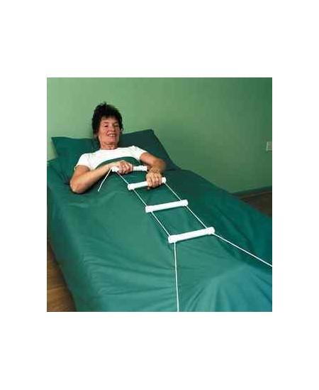 echelle pour se redresser au lit euros. Black Bedroom Furniture Sets. Home Design Ideas