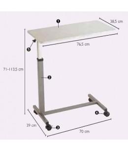 TABLE DE LIT KAUMA