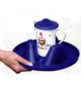 SUPPORT DE TASSE ANTI-BASCULE