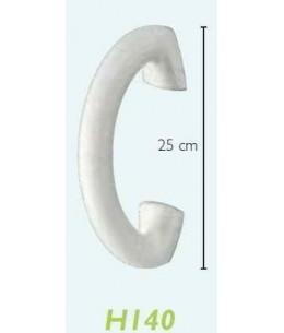 BARRE D'APPUI AQUA 25 A 60 cm