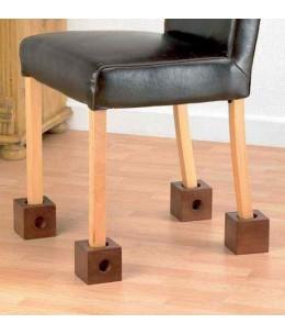 Cubes réhausseurs de chaise