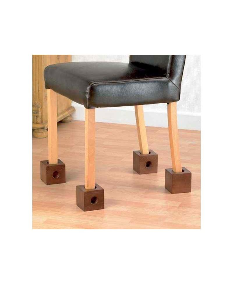 Cubes r hausseurs de chaise for Rehausseur de chaise 4 ans