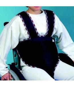Brassière pelvienne fauteuil roulant