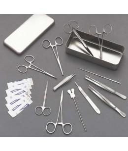 Boite petite chirurgie Inox