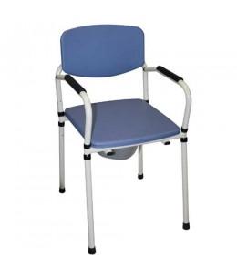 Chaise percée démontable Gentiane