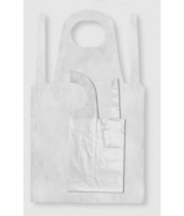 Tablier de protection plastique
